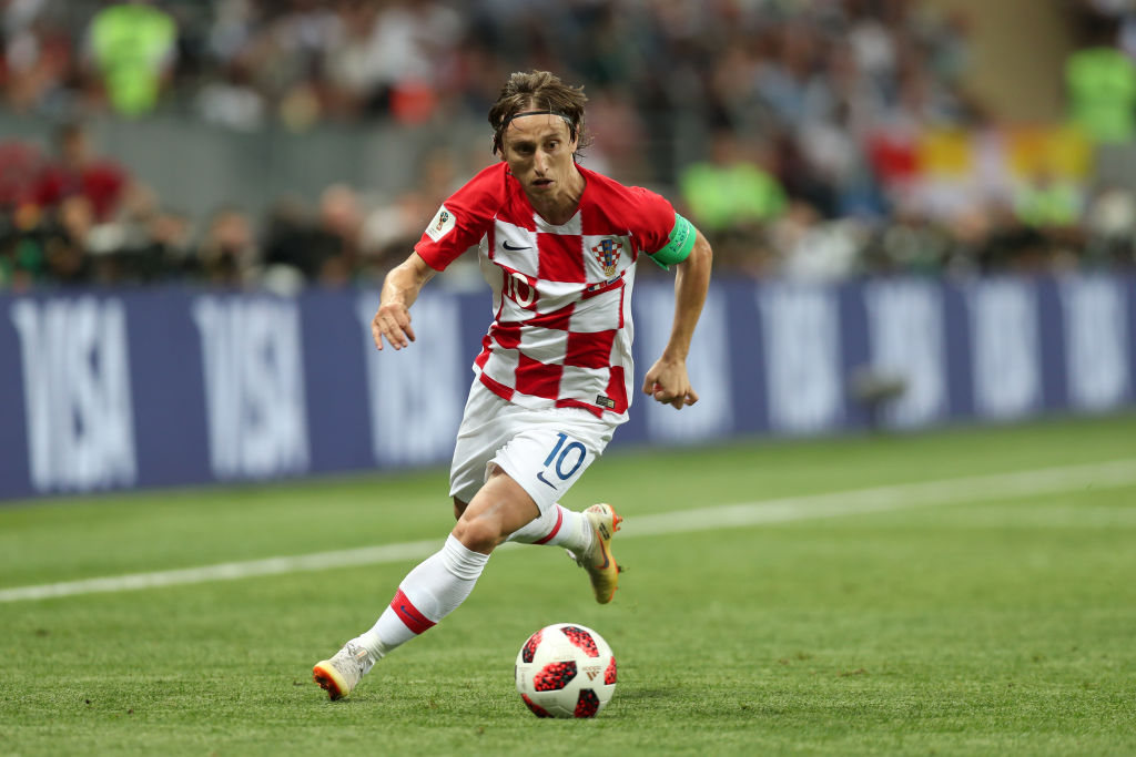 Spain look to humble World Cup runners-up Croatia