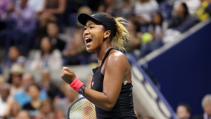 Naomi Osaka beats Serena Williams in controversial Us Open final